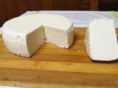 Come fare una forma di formaggio fatto in casa