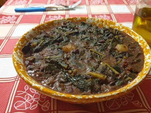 La zuppa Lucchese alla Frantoiana di nonna Ines